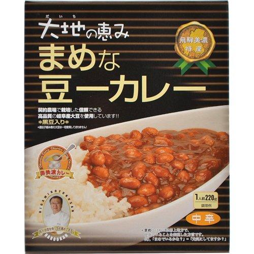 大地の恵み まめな豆ーカレー 220g