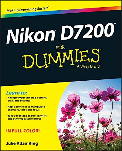 Download Nikon D7200 For Dummies 1119134153