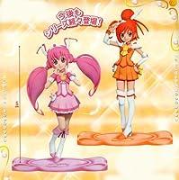 スマイルプリキュア! DXガールズフィギュア キュアハッピー&キュアサニー バンプレスト(全2種フルセット)