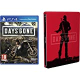 Days Gone with Limited Edition SteelBook (Exclusive to Amazon.co.uk) (PS4) by Sony Imported Game.