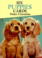 Six Puppies Postcards (Small-Format Card Books)