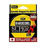 デュエル(DUEL) ライン(PE): HARDCORE SUPER 8(JPモデル)135m...