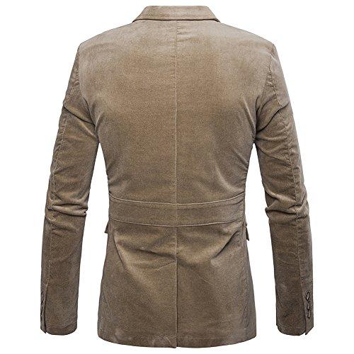 NKT ARROWS テーラードジャケット メンズ 全8色 コーデュロイ M-3XL 長袖 2つボタン 紳士 正規品 高級品 上品 きれいめ 春夏秋冬 新着 カジュアル スリム ビジネス 大きいサイズ