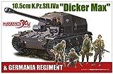 ドラゴン 1/35 第二次世界大戦 ドイツ軍 4号a型 10.5cm対戦車自走砲 ディッカーマックス & ドイツ親衛隊 ゲルマニア連隊 プラモデル DR30TH-10