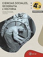 Ciencias sociales, geografía e historia, 4 ESO (Andalucía)