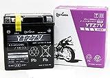 ジャパン GSユアサ バッテリー YTZ7V (GY-C) 液注入充電済み (VRLA 制御弁式) MFメンテナンスフリー