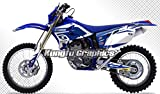 オートバイ用品 YAMAHAヤマハ2005 2006 WR250F WR450F カスタム レーシングステッカー グラフィック デカール キット ポリ塩化ビニル