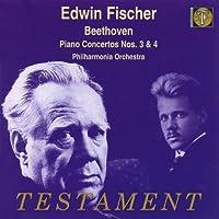 Beethoven: Piano Concertos, No. 3 in C Minor, Op. 37 / No. 4 in G Major, Op. 58