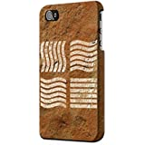 JP2670 フィフスエレメントブラウンロック The Fifth Elements Brown Rock IPHONE 5 5S SE ケース