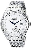 [セイコー]Seiko 腕時計 Analog Display Japanese Quartz Silver Watch SRN055 メンズ [並行輸入品]