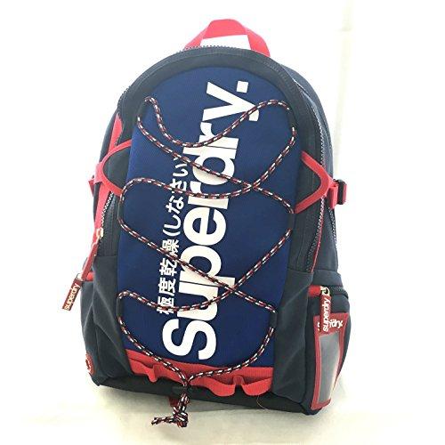Superdry(スーパードライ) 極度乾燥しなさい バックパック Blue [並行輸入品]