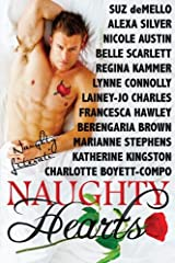 Naughty Hearts: Twelve Naughty Valentine's Stories Paperback
