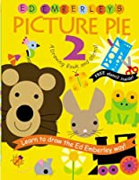 Ed Emberley's Picture Pie Two (Drawing Book Series;)