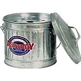 ダスト缶 灰皿 ワイド ブリキ IBF-6047