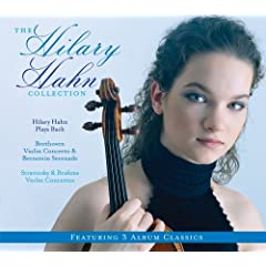 The Hilary Hahn Collection(3枚組)商品写真
