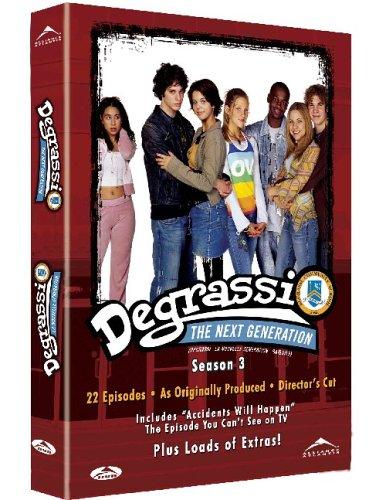 Degrassi Next Generation: Season 3 [DVD] [Import]