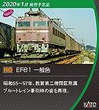 KATO HOゲージ HO EF81 一般色 1-320 鉄道模型 電気機関車