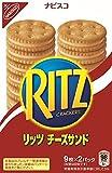 モンデリーズ・ジャパン リッツチーズサンド 160g×10個