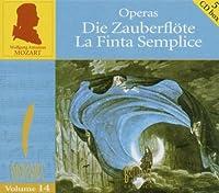 Mozart Complete Edition Vol.14: Die Zauberflote, La Finta Semplice