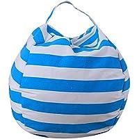 Tuankay 収納袋 衣類収納 布団収納 毛布 ぬいぐるみ 厚手 大容量 円形 水洗い可