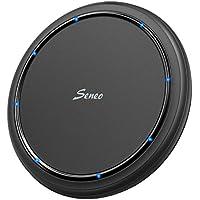 Seneo Qi ワイヤレス充電器 iPhone 急速充電 第2世代 Quick Charge ワイヤレスチャージャー iPhone XS/iPhone XS MAX/iPhone XR/iPhone X/iPhone 8 / iPhone 8 Plus, Galaxy S9/S9+/Note 8 /S8/S8+,Nexus など 他のQi対応機種 日本語取説