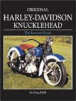 Original Harley-Davidson Knucklehead