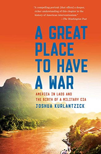 amazon a great place to have a war america in laos and the birth