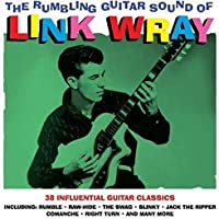 The Rumbling Guitar Sound Of Link Whay [Import]