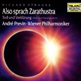 Richard Strauss : Also Sprach Zarathustra / Previn, Vienna PO