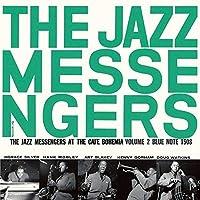 カフェ・ボヘミアのジャズ・メッセンジャーズ Vol.2+3