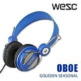 【wesc】 HEAD PHONES:OBOE GOLEDEN SEASONAL[650 ROYAL BLUE]