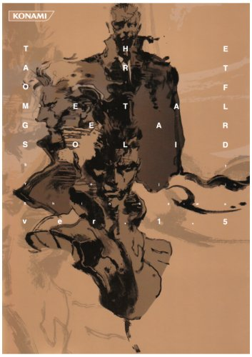 The Art of Metal Gear Solid by Yoji Shinkawa ver1.5の詳細を見る