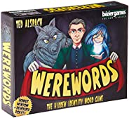 Werewords Strategy Game