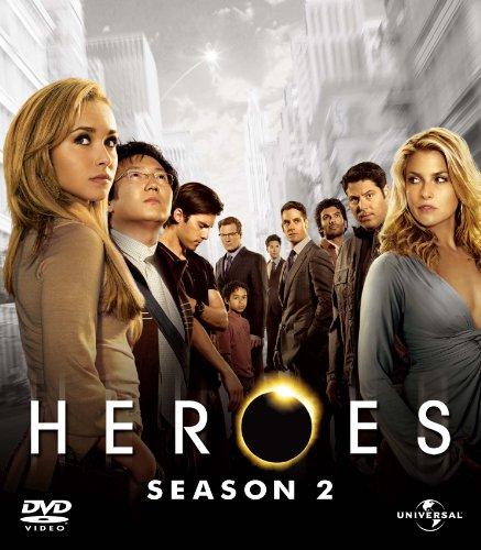 HEROES シーズン2 バリューパック [DVD]