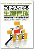 これならわかる生産管理―14の個別管理プロセスを1冊に体系化