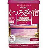 【医薬部外品】バスクリンくつろぎの宿入浴剤 しっとりごこち600g(約30回分) 温泉情緒 温泉成分