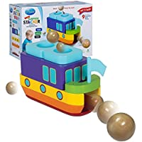 Wooden Stacking Toy -
