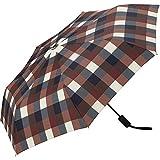 ワールドパーティー(Wpc.) 雨傘 折りたたみ傘 自動開閉傘 ワインチェック 58cm レディース メンズ ユニセックス MSJ-064