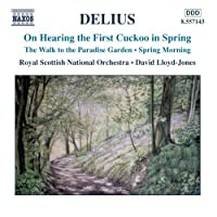 On Hearing the First Cuckoo in Spring by DELIUS (2004-03-16)