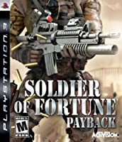 Soldier of Fortune: Payback (輸入版) - PS3
