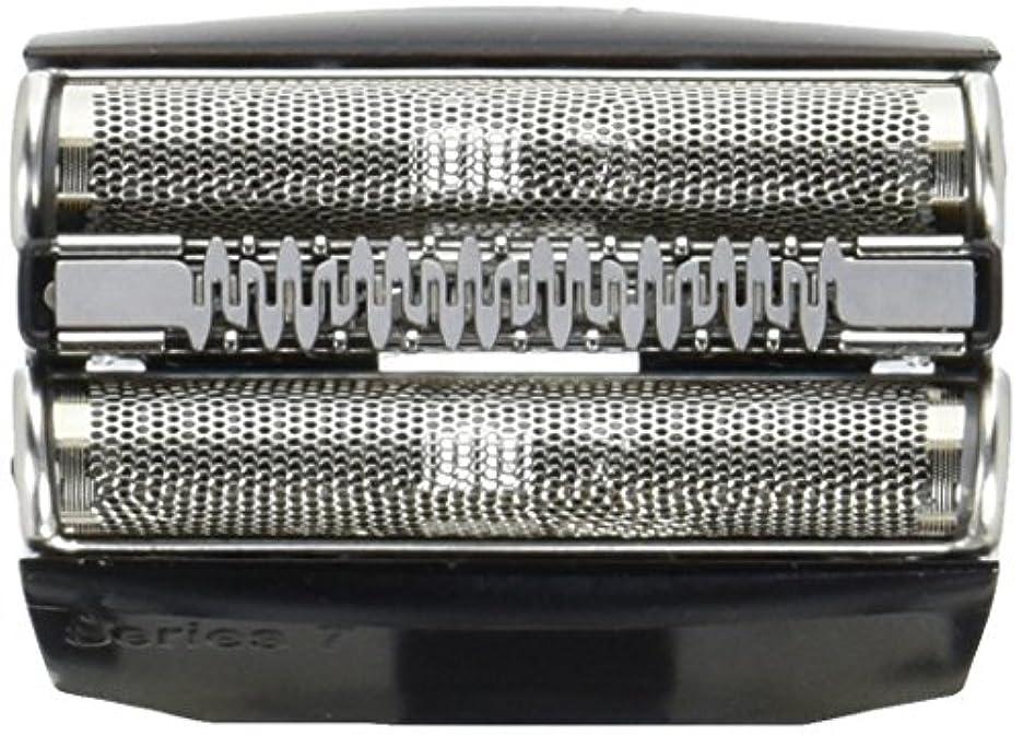 裁定錆び応援するBraun ブラウン シェーバー替刃 網刃?内刃一体型カセットシリーズ7用 ブラック F/C70B-3 【790cc/765cc/760cc/750cc/740s-6/720s】 並行輸入品