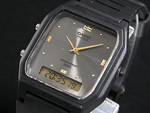 カシオ CASIO アナデジ 腕時計 AW48HE-8A[並行輸入]