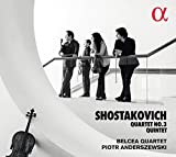 Shostakovich: String Quartet No. 3 Piano Quintet