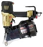 日立工機 高圧ロール釘打機 針金45~90mm シート45~50mm 品確法・2×4対応 改正JIS L90釘対応 NV90HR