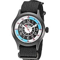 Timex メンズ トッドスナイダー ブラックジャック 40mm One Size ブラック/ホワイト/ブルー