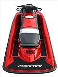 HYDRO-TURF(ハイドロターフ) デッキマット 7ピース 3M モールドダイアモンド KAW STX/DI/R Black