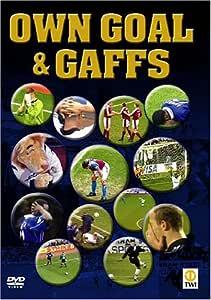 FA プレミアリーグ10年史 オウンゴールズ [DVD]