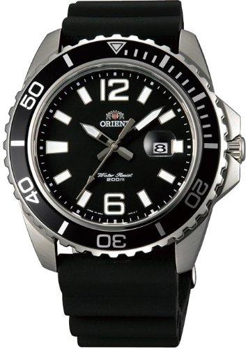 【Amazon.co.jp/Javari.jp限定】 腕時計 ダイバーズウォッチ SUNE3004B0 メンズ オリエント