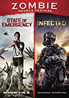 Infected / State of Emergency Double Feature [DVD]