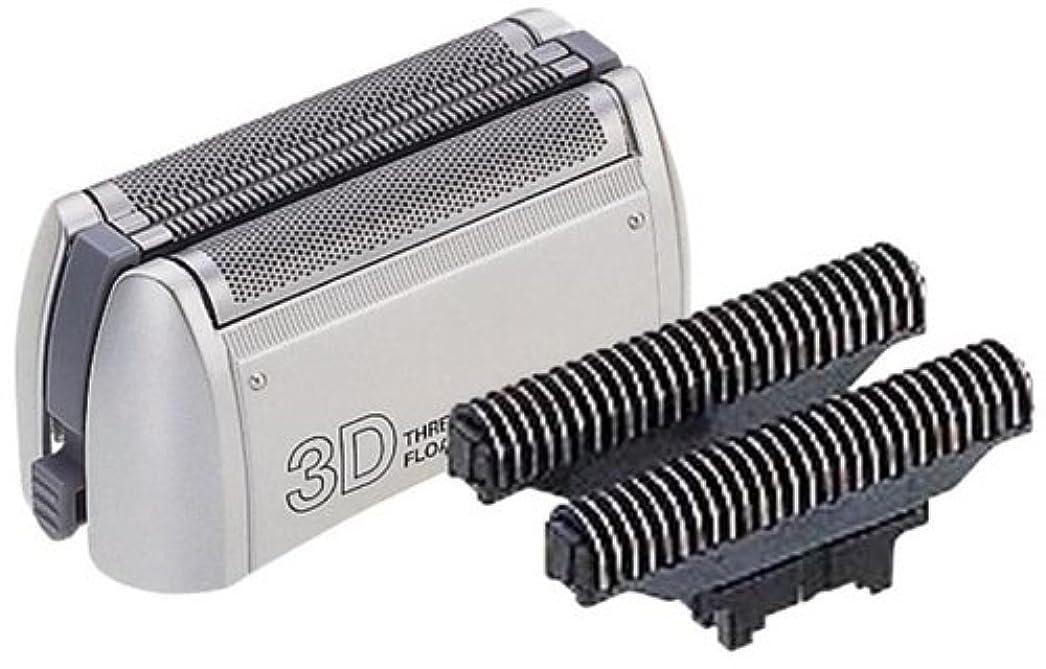 繁殖航海スチュワーデスパナソニック 替刃 Z-200外刃(カセット式)+内刃のセット ES9004